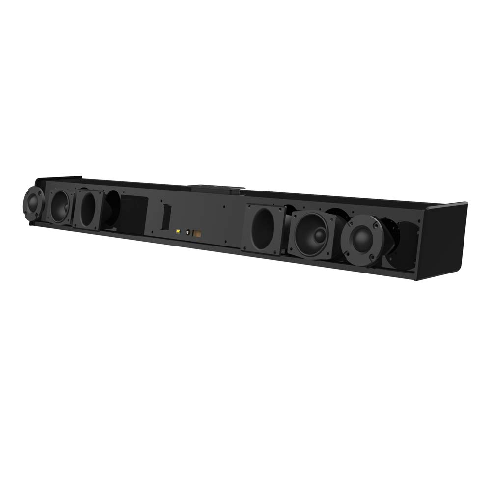 Megacra S9320 Surround Sound Tv Bar Speaker Car Single Dual Voice Coil Woofer With 2 Ohm Coils Wired In Electronics