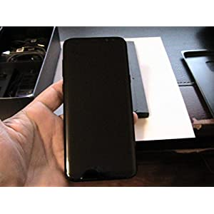 Samsung Galaxy S8 Plus (S8+) (SM-G955FD) 4GB RAM / 64GB ROM 6.2-Inch 12MP 4G LTE Dual SIM FACTORY UNLOCKED - International Stock No Warranty (MIDNIGHT BLACK)