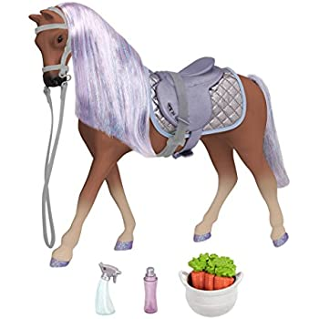 Glitter Girls by Battat – Celestial 14-inch Morgan Horse - 14 inch Doll Accessories and Clothes for Girls Age 3 and Up – Children's Toys