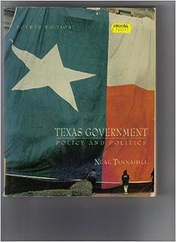 Picturing Texas Politics