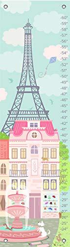 eiffel tower growth chart - 6