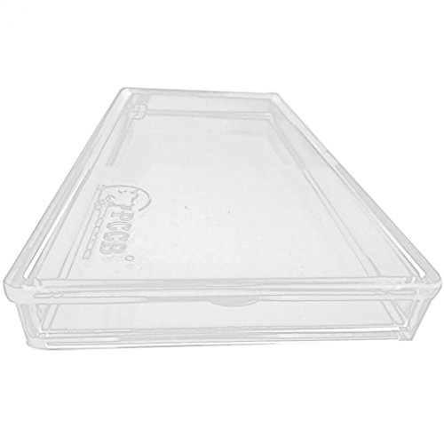 - Trenton Clear Acrylic Currency Notes Holders Box Case for Bundle Paper Money Cash size 6.14