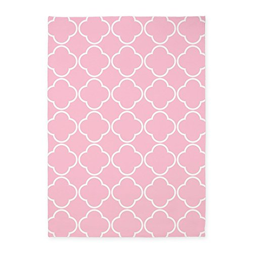 CafePress Quatrefoil Clover Decorative Throw product image