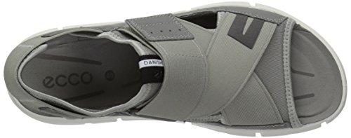 ECCO Intrinsic Sandal, Sandalias para Hombre Verde (55915wild Dove/wild Dove)