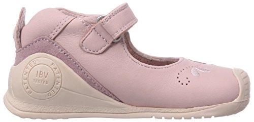 Biomecanics 152130 - Mercedes para bebés niñas rosa - Pink (B-ROSA (NAPA SOFT BOMBEADA))