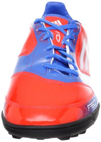 ADIDAS F10 TRX TF Bota de Fútbol Caballero Azul/Rojo