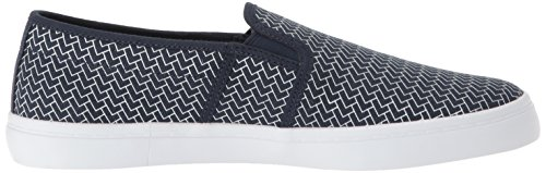 Navy Canvas Women Gazon Sneaker White Lacoste pw0gZqxOx