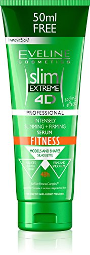 Price comparison product image SLIM EXTREME 4D SLIMMING AND FIRMING SERUM ANTI-CELLULITE FITNESS 250ml
