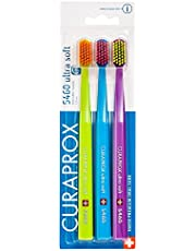 Curaprox Ultra Soft Toothbrush - Triple Pack