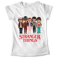 Blusa Stranger Things Colores Playera Estampado St 119