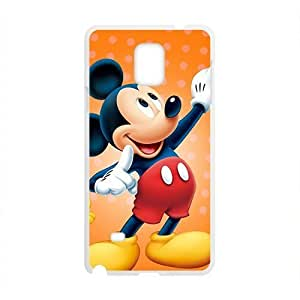Classic Mickey Mouse fashion Cell Phone Case for Samsung Galaxy Note4