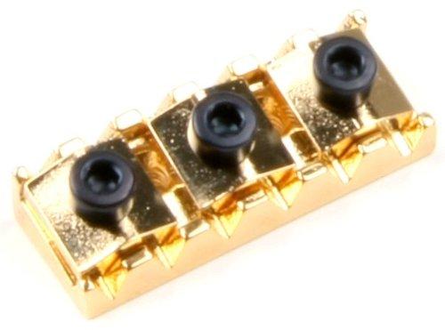 Floyd Rose Locking Nut: R5 - Gold