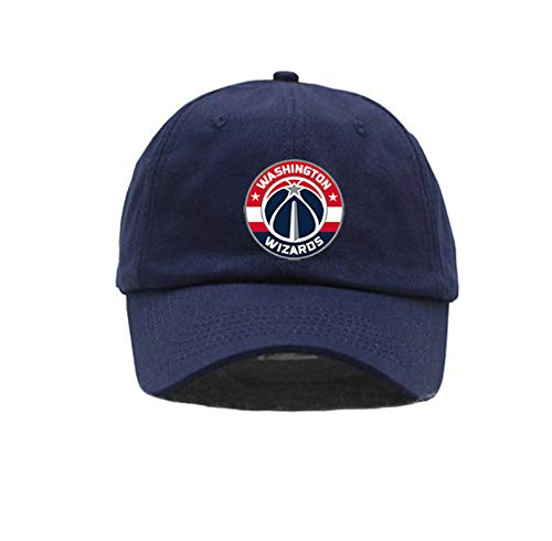 WXGC Gorra De Béisbol NBA Washington Wizards Team Logo Impresión ...