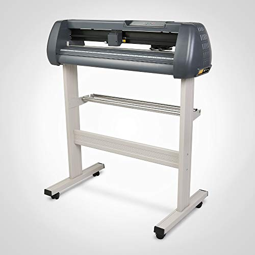 FINCOS 28'' Vinyl Cutting Plotter Pressing Cutter Printer by FINCOS (Image #5)