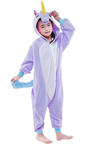 Shirendao Christmas Children Unicorn Onesies Pyjamas Anime Cosplay