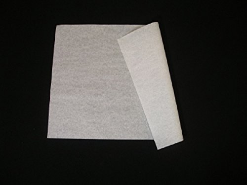 McKesson 18-876 Paper, Crepe Sheet, White, 18'' Width, 24'' Length, 18'' Width, 24'' Length (Pack of 1000)