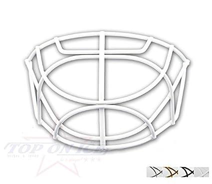 Grille de gardien de but Wall Cat Eye sans CE hockey sur glace Hockey