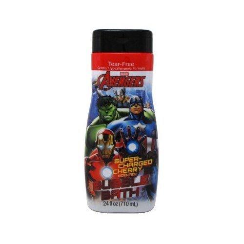(Mzb Avengers Bubble Bath Size 24z Mzb Avendersn Bubble Bath 24z)