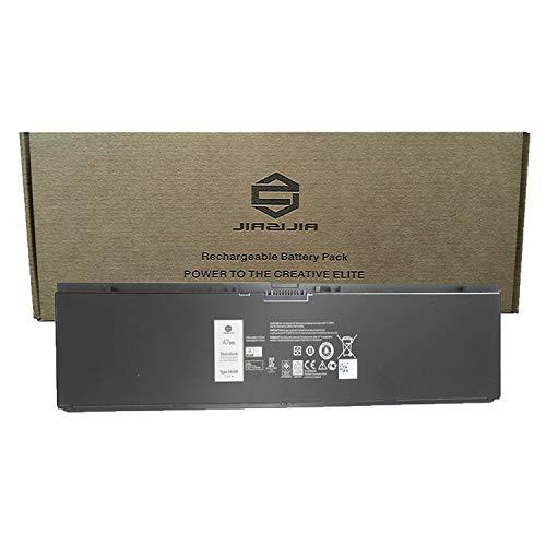 (JIAZIJIA 34GKR Laptop Battery Replacement for Dell Latitude E7440 E7420 Series Notebook 909H5 Black 7.4V 47Wh 6200mAh )