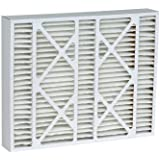 Filters-NOW DPFN22X24X5M13 22X24X5 MERV 13 Goodman Furnace Filter Pack of - 2