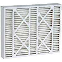 Filters-NOW DPFU21X24.5X5M8 21x24x4.5 - 20.75x24.25x4.38 MERV 8 Rheem Replacement Filter Pack of - 2