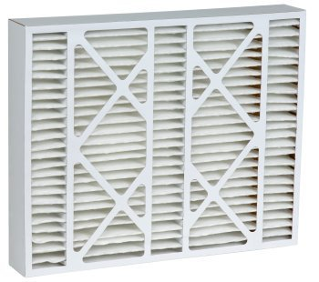 Filter 8 Rodgers White Replacement - 20x25x4 (19.5x24.5x3.75) MERV 8 Aftermarket White Rodgers Replacement Filter (2 Pack)