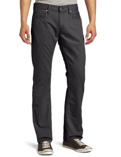 Levis Mens Straight Leg Twill Pant