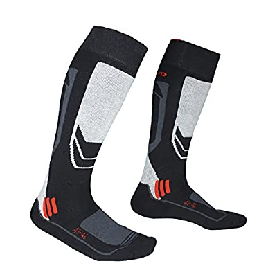 Ski Socks Unisex Outdoor Wicking Knee High Skiing Socks
