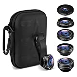 Best Iphone Lens Kits - Cell Phone Camera Lens Kit,ARORY 5 in 1 Review