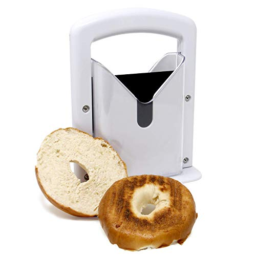 Bagel Slicer Guillotine Perfectly