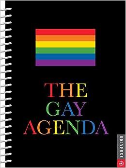 The Gay Agenda Undated Calendar: Universe Publishing ...