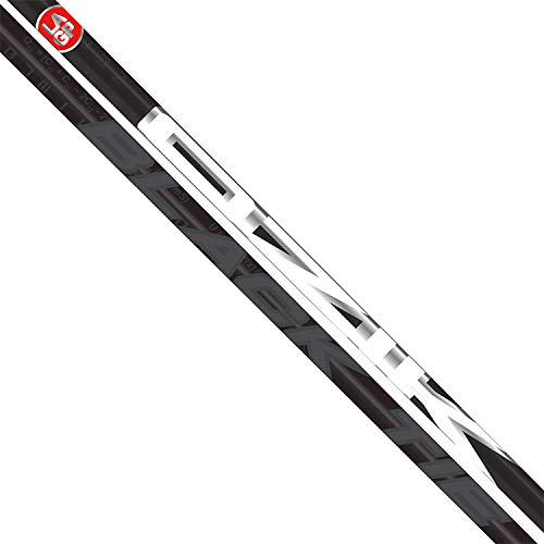 LA Golf ブラックタイ 60 X-Flex シャフト + Mizuno JPX EZ (2014) チップ + グリップ B07GQ5QR23