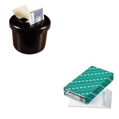 KITLEE40100QUA43317 - Value Kit - Quality Park Redi-Seal Catalog Envelope (QUA43317) and Lee Ultimate Stamp Dispenser (LEE40100) by Quality Park