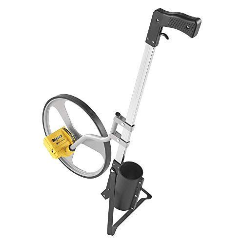 Measuring Wheel, Single, 12-1/2 in. Dia.