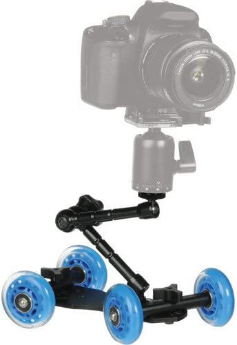 Revo Quad Skate Tabletop Dolly /& Articulating Arm Kit