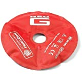 NEO G Hot & Cold Therapy Disc (QTY 1 Disc) - REUSABLE & DUAL FUNCTION, flexible, ice pack, heat pack, HELPS muscle pain, aches, swelling, symptoms of arthritis, headaches, muscle & joint inflammation
