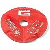 Neo G 3873353 - Disco terapéutico caliente y frío, reutilizable, flexible, doble función, caliente, frío, Cant. 1, Rojo
