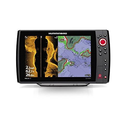 Humminbird Helix 12 Chirp SI GPS KVD Finders