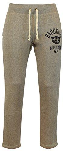 Polo Ralph Lauren Men's Fleece Brooklyn Sweatpants - S - Gray (Fleece Mens Ralph Lauren)