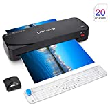 Best Laminators - Laminator, Crenova A4 Laminator, 4 in 1 Thermal Review