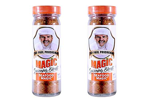 - Chef Paul Prudhomme's Magic Seasoning Blends Seafood Magic - 2 oz