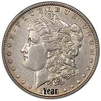 1896 O Morgan Dollar $1 Extremely Fine