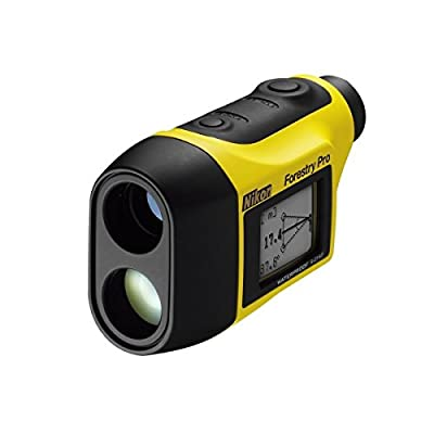 Nikon Forestry Pro Laser Rangefinder from Nikon Sport Optics