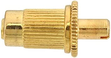 Gold Tune-O-Matic Bridge Tailpiece for Gibson Les Paul Guitar Replacement