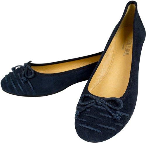 Shirin Sehan Elaine Dunkelblau Ballerina Navy