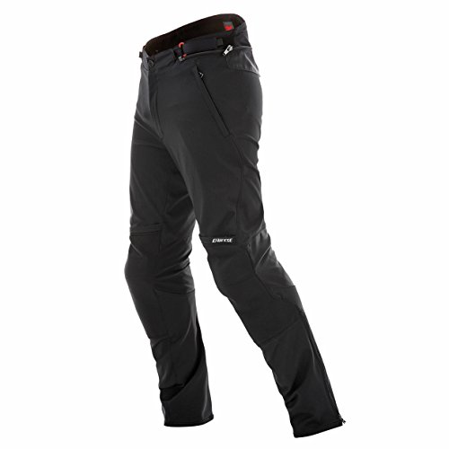 Air Textile Pants (Dainese New Drake Air Tex Textile Pants (Euro 54/ US 44, Black))