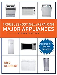 troubleshooting and repairing major appliances free download