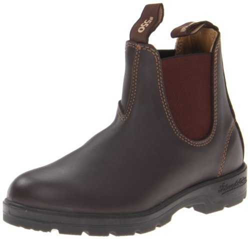Blundstone Women's Blundstone 550 Rugged Lux Brwn Boot,Walnut,4 AU (US Women's 6.5 M) by Blundstone