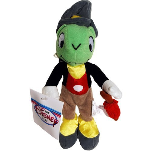 Jiminy Cricket Pinocchio Disney Plush