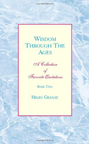 Read Online Wisdom Through the Ages - Book Two PDF